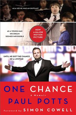 One Chance: A Memoir, Paul Potts