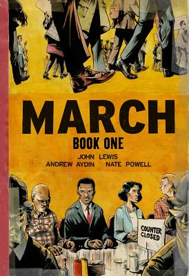 MARCH, BOOK 1, LEWIS, JOHN