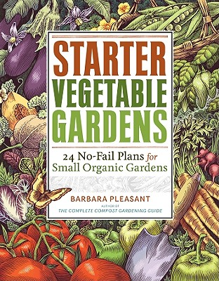 STARTER VEGETABLE GARDENS, PLEASANT, BARBARA