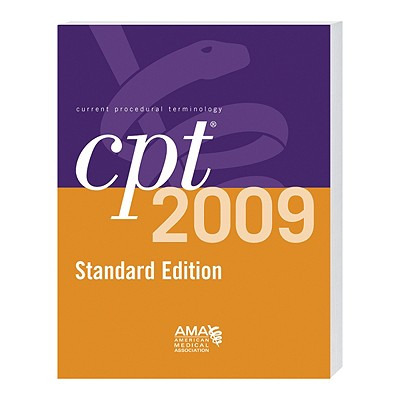 Image for CPT 2009 STANDARD EDITION