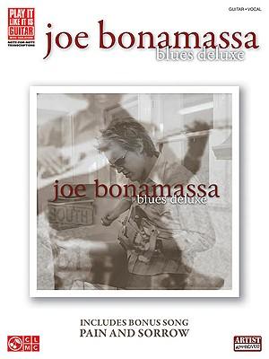 Image for Joe Bonamassa - Blues Deluxe (Play It Like It Is Guitar)