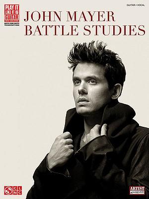 Image for John Mayer - Battle Studies (Play It Like It Is Guitar)