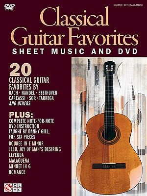 Image for Classical Guitar Favorites Book/Dvd
