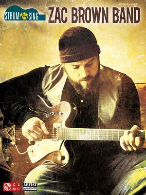 Image for Zac Brown Band - Strum & Sing (Strum & Sing: Guitar, Vocal)
