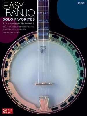 Image for Easy Banjo Solo Favorites