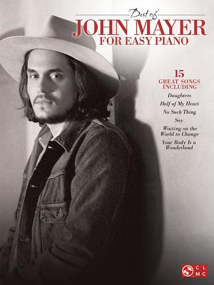 Image for Best Of John Mayer for Easy Piano