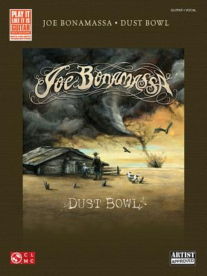 Image for Joe Bonamassa - Dust Bowl (Play It Like It Is Guitar With Tablature)