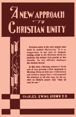Image for A New Approach to Christian Unity