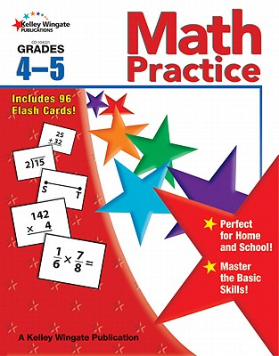Image for Math Practice, Grades 4 - 5