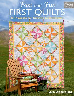 Image for Fast And Fun First Quilts