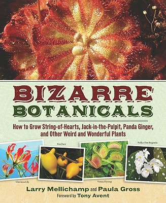 Bizarre Botanicals: How to Grow String-of-Hearts, Jack-in-the-Pulpit, Panda Ginger, and Other Weird and Wonderful Plants, Gross, Paula; Mellichamp, Larry