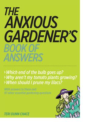 Image for The Anxious Gardener's Book of Answers
