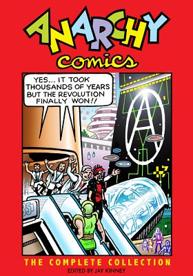 Image for Anarchy Comics: The Complete Collection