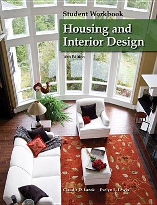 Image for Housing and Interior Design workbook