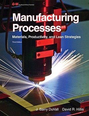 Image for Manufacturing Processes: Materials, Productivity, and Lean Strategies