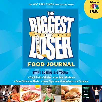 Image for The Biggest Loser Food Journal