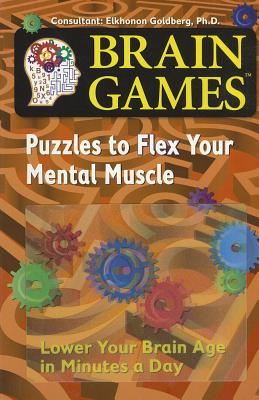 Image for Brain Games - Puzzles to Flex Your Mental Muscle (Brain Games (Unnumbered))