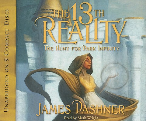 The Hunt for Dark Infinity (The 13th Reality), JAMES DASHNER