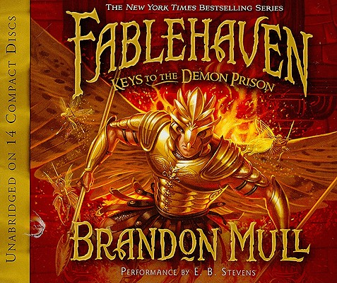 Image for Fablehaven, Book 5: Keys to the Demon Prison