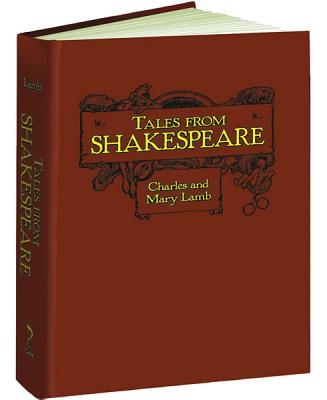 Tales from Shakespeare (Calla Editions), Charles Lamb, Mary Lamb