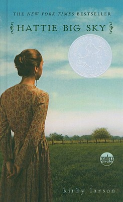 Hattie Big Sky (Readers Circle (Prebound)), Larson, Kirby