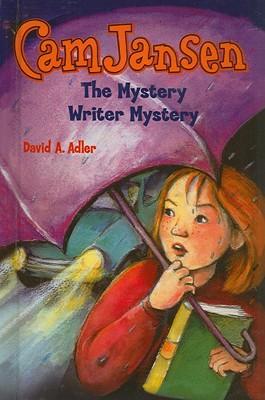 The Mystery Writer Mystery (Cam Jansen), Adler, David A