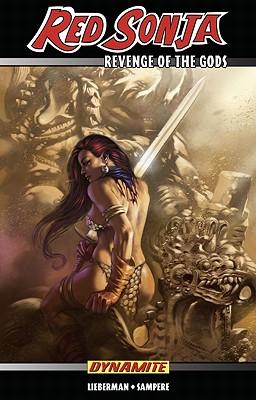 1: Red Sonja: Revenge of the Gods, Lieberman, Luke