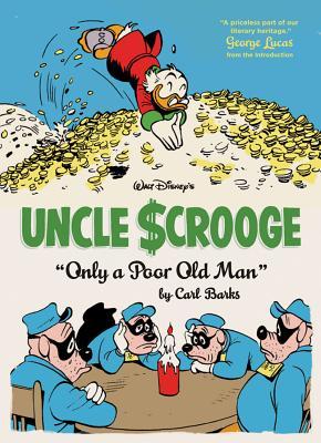 "Image for WALT DISNEY'S UNCLE SCROOGE ""ONLY A POOR OLD MAN"""