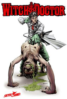 Image for Witch Doctor: Under the Knife Volume 1