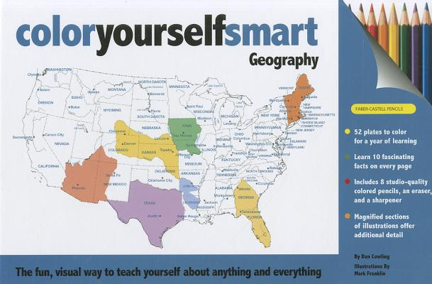 Image for Color Yourself Smart: Geography