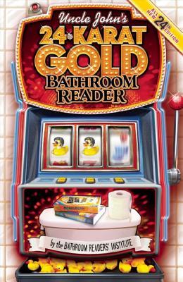 Image for Uncle John's 24 Karat Gold Bathroom Reader