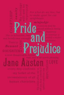Image for Pride and Prejudice (Word Cloud Classics)