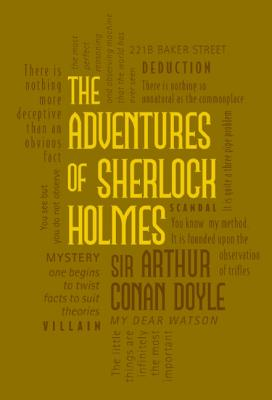 Image for The Adventures of Sherlock Holmes (Word Cloud Classics)