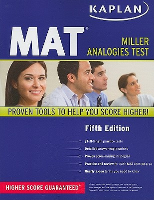 Image for Kaplan MAT (Kaplan Test Prep)