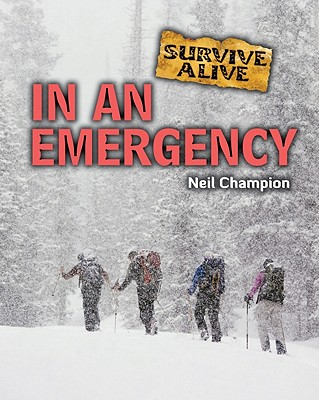 Image for In an Emergency (Survive Alive)