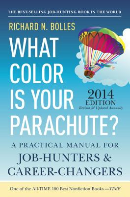 Image for WHAT COLOR IS YOUR PARACHUTE? 2014