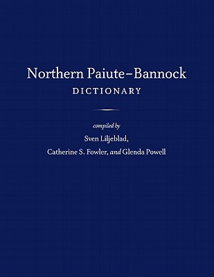 Image for Northern Paiute-Bannock Dictionary