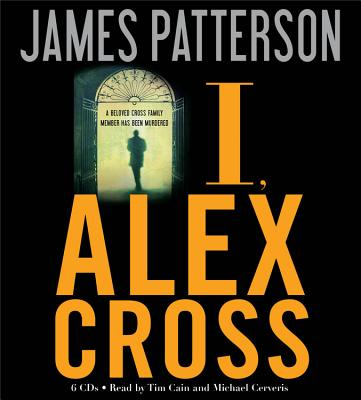 Image for I, ALEX CROSS ABRIDGED ON 4 CDS