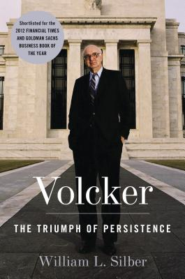 Image for VOLCKER : THE TRIUMPH OF PERSISTENCE