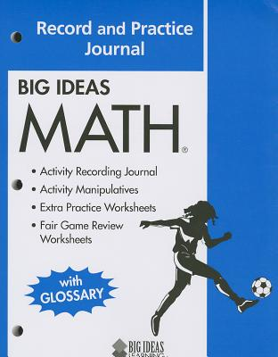 Image for BIG IDEAS MATH: Common Core Record and Practice Journal