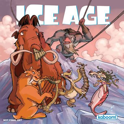 Ice Age: Where There's Thunder, Branden Lamb