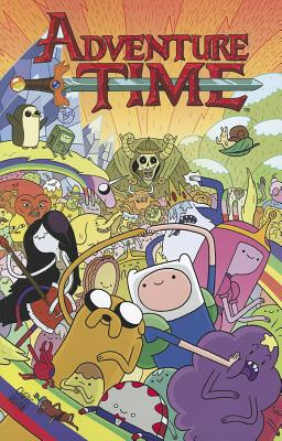 ADVENTURE TIME, VOLUME 1, NORTH, RYAN