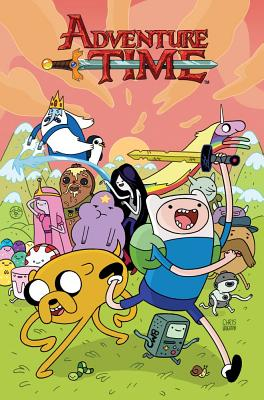 ADVENTURE TIME, VOLUME 2, NORTH, RYAN