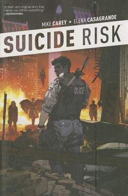 SUICIDE RISK TP VOL 01, Mike Carey