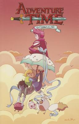 Image for Adventure Time: Fionna & Cake