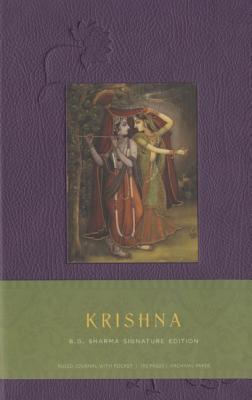 Image for Krishna Hardcover Ruled Journal (Large): B.G. Sharma Signature Edition