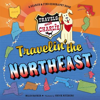 Image for Travelin' the Northeast (Travels With Charlie)