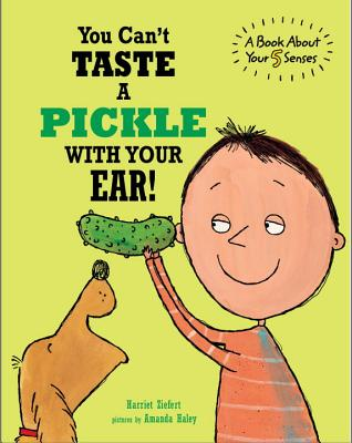 Image for You Can't Taste a Pickle With Your Ear