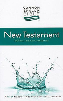Image for New Testament (Common English Version, Paperback)