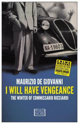 I Will Have Vengeance, De Giovanni, Maurizio